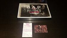 B.A.P. BAP No Mercy Ultimate Edition Japan 3rd Single Him Chan Photocard