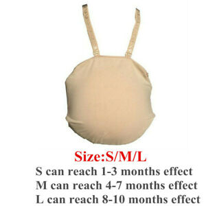 Artificial Fake Pregnant Belly Realistic Silicone Pregnancy Crossdresser UK