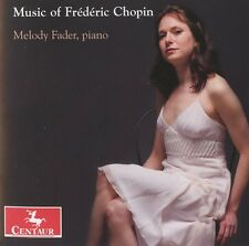 Melody Fader, Andrea - Music of Frederic Chopin [New CD]