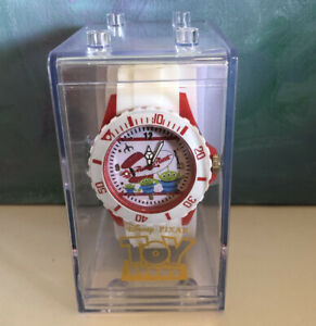 Toy Story Watch ( Pizza Planet Face )