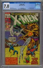 X-MEN #65 CGC 7.0 PROFESSOR X RETURNS