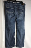 Women's BKE Denim Payton Bootcut Stretch Jeans Size 28