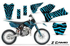 KTM SX85 SX105 2006-2012 GRAPHICS KIT CREATORX DECALS ZCAMO BLINP