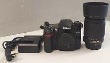 Nikon D7000 16.2MP + 55-200mm Lens