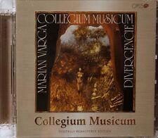 Collegium Musicum-Divergencie Czech prog 2 cds RM