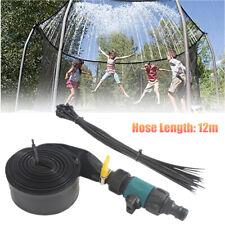 Trampoline Sprinkler Outdoor Fun Water Park Summer Toys Trampoline Accessories