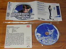 MICKIE KRAUSE - KNOCKIN ON HEAVEN'S DOOR / 4 TRACK MAXI-CD MINT! & PROMO-INFO