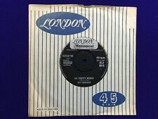 Roy Orbison OH PRETTY WOMAN Orig 1964 London UK England 45 YO TE AMO MARIA VG++