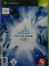 Torino 2006 - Olympic Winter Games - (Microsoft Xbox, 2006, DVD-Box)