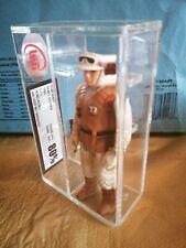 Vintage Star Wars NICE Freshly Graded Rebel Soldier Figure Complete UKG 80%