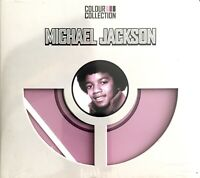 CD ALBUM DIGIPACK MICHAEL JACKSON COLOUR COLLECTION RARE NEUF SOUS BLISTER 2007