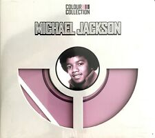 CD ALBUM DIGIPACK MICHAEL JACKSON COLOUR COLLECTION RARE NEUF SOUS BLISTER 2007