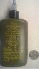 USGI LSA Weapons Oil 4oz. NOS