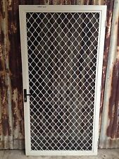 Large Aluminium Security Screen Door 1035w X 2010h