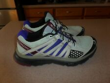 Salomon XR 1 Mission Trail Running Shoes Athletic Sneakers sz 9D