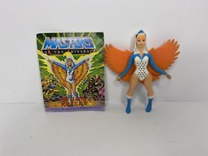 Vintage MOTU Sorceress, Masters of the Universe He-Man With Comic
