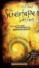 Radio Theatre: The Screwtape Letters : First Ever Full-Cast Dramatization of...