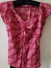 Max & Co Silk Blouse Size 10