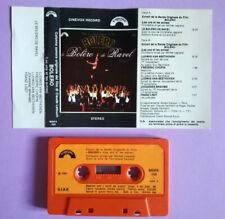 MC Musicassetta BOLERO(LES UNS ET LES AUTRES)cinevox ost colonna sonora no lp cd