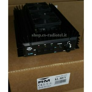 Amplificatore Lineare Larga Banda RM Italy KL505V