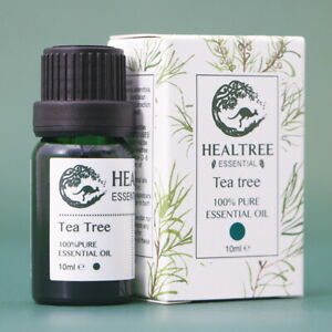 HEALTREE Tea Tree Pure Essential Oil 10ml, Australian Owned and Made
