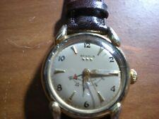 Vintage Original Benrus Self Winding, Wind Indicator Men's Watch