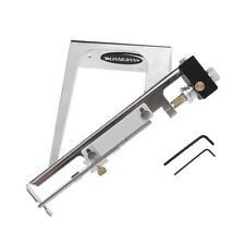 Aluminio Flecha ajustable Arrow Vane Stick Herramienta DIY Flecha Fletching