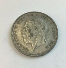 1927 George V Silver Half Crown Coin
