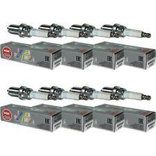 12X NGK Laser Platino Premium Candela 3199 Tipo BKR6EQUP Accensione Candela