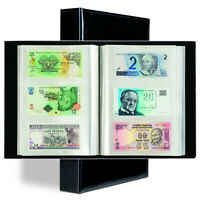 Banknotes Album Lighthouse Currency Collection Binder Paper Money w/ Vario Pages