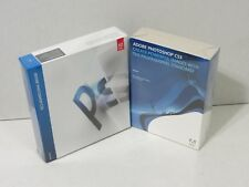 Adobe Photoshop CS5 Windows New Sealed Upgrade Combo including Photoshop CS3