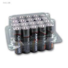 Mignon (AA) - batteria 20er, BOX, ANSMANN alcaline AA LR 6 red-line lr06 1,5v lr6