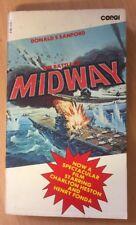 The Battle of Midway by DONALD S. SANFORD Corgi 1976 Charlton Heston Henry Fonda