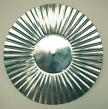 Vintage Metal Tin Reflector for Wall Mounted Oil Lamp