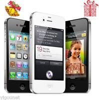Apple iPhone 4S 16GB 8MP 3G GPS WLAN Smartphone HANDY OHNE SIMLOCK Schwarz Weiß