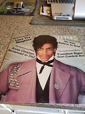 Prince Controversy Australian  Album