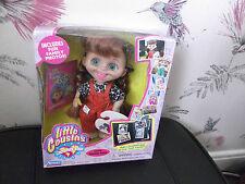 Little Cousins Doll Cousin Amanda Artist Playmates  In Box 2002