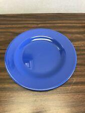"Furio home Portugal blue salad plate. EC  8-3/4"" (Lot of 4)"