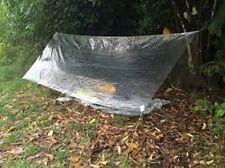 10 X 7'  Polycryo Ground Cloth Sheet Tent Footprint Tarp lighter than Soft Tyvek