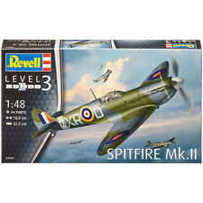 Revell Spitfire Mk.II (Level 3) (Scale 1:48)