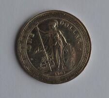 More details for 1901 trade silver dollar great britain hong kong 26.86 grams