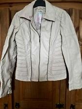 ladies biker style jacket