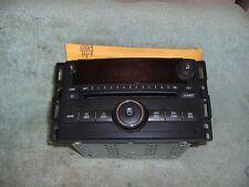 2007-2009 Chevy GMC Truck Radio 1500 Silverado - AM FM CD Aux Input
