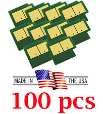 100 x BULK Toner Chip for Xerox Color C75, 700, 770 Digital Press Refill (SOLD)