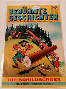 Bastei Sonderband Nr 19 (0-1/1) 1970 Die Schildbürger Berühmte Geschichten