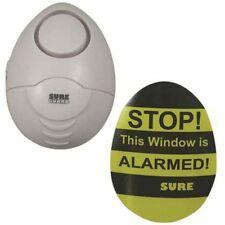 Alarma De Vidrio sureguard Sggb-Protector de vidrio de alarma de ventana Shock/Sensor De Vibración