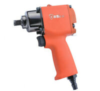 Small Pneumatic Wrench 1/2'' Mini Double Hammer Air Gun Impact Wrench