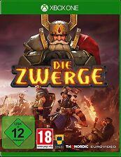 Die Zwerge - Xbox One - Neu Ovp
