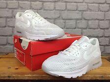 nike damen uk 5.5 eu 39 white platinum air max 90 breathe sneaker