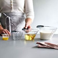 Pampered Chef Easy-Read Measuring Cup Set #100193 - Free Shipping